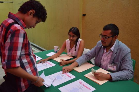 Vocational Fair in Pro Ninos.