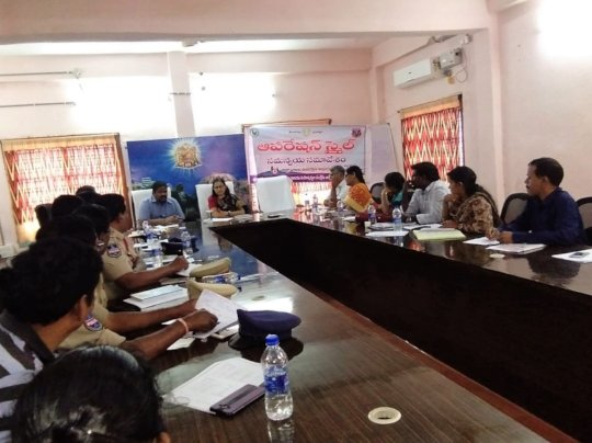 Operation smile coordination meeting December 19