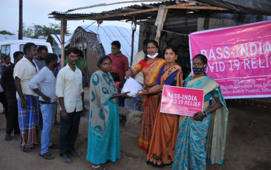 distribution relief