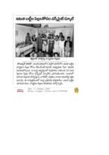 News clip for the starting of the work site school (PDF)