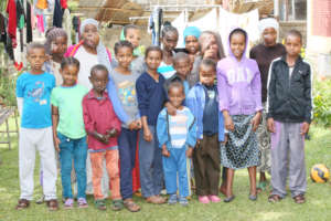Some of our Children and Young People