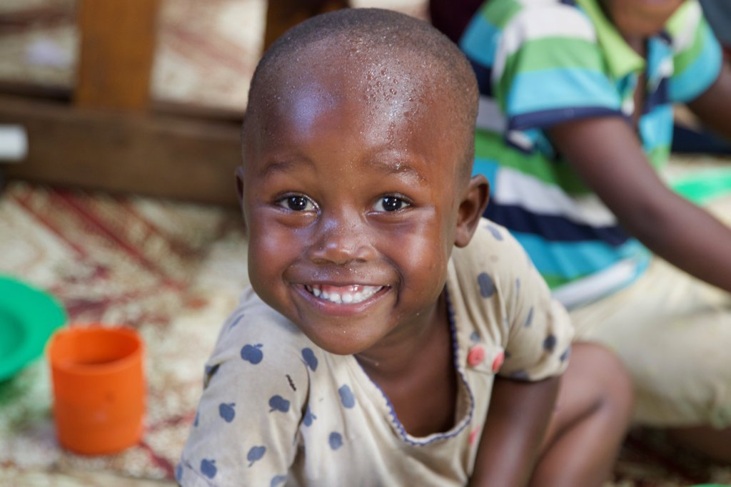 Supporting vulnerable children in Uganda's slums