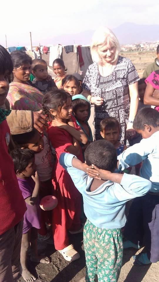 Supporting 262 Slum-Dwellers' Children in Nepal