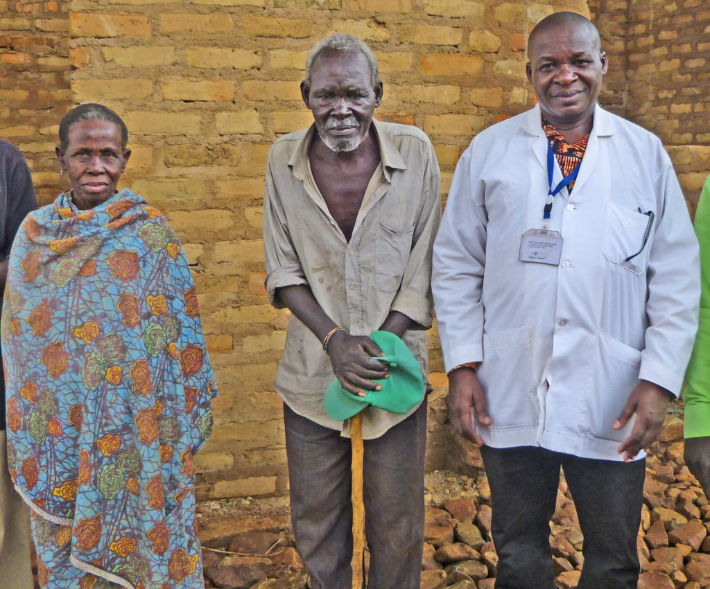 Clinic for 10,000 in Tanzania's hidden valley