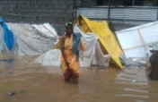 Emergency relief for 400 families - Vartha cyclone