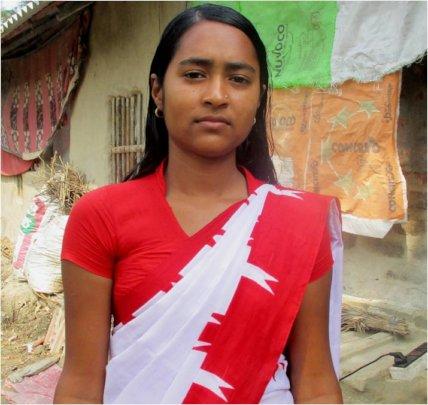 Madhumita* determined to reach her pursuit