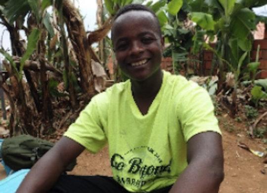 Help Kayitare Go to School in Rwanda