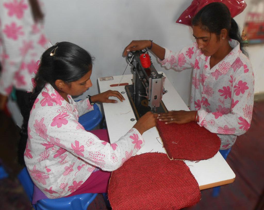 Provide Self-Employement to 30 Marginalized Girls