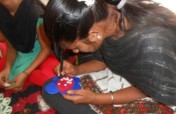 Help: Handicraft skill for Disadvantaged Girls