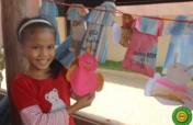 Encourage Creativity in Cambodian Kids Through Art