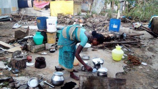 Cyclone Vardha Chennai- Relief and Rehabilitation