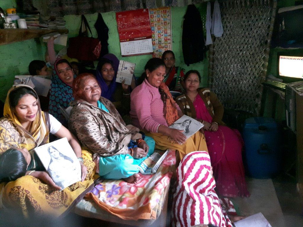 Empowering Women for a  Better Tomorrow