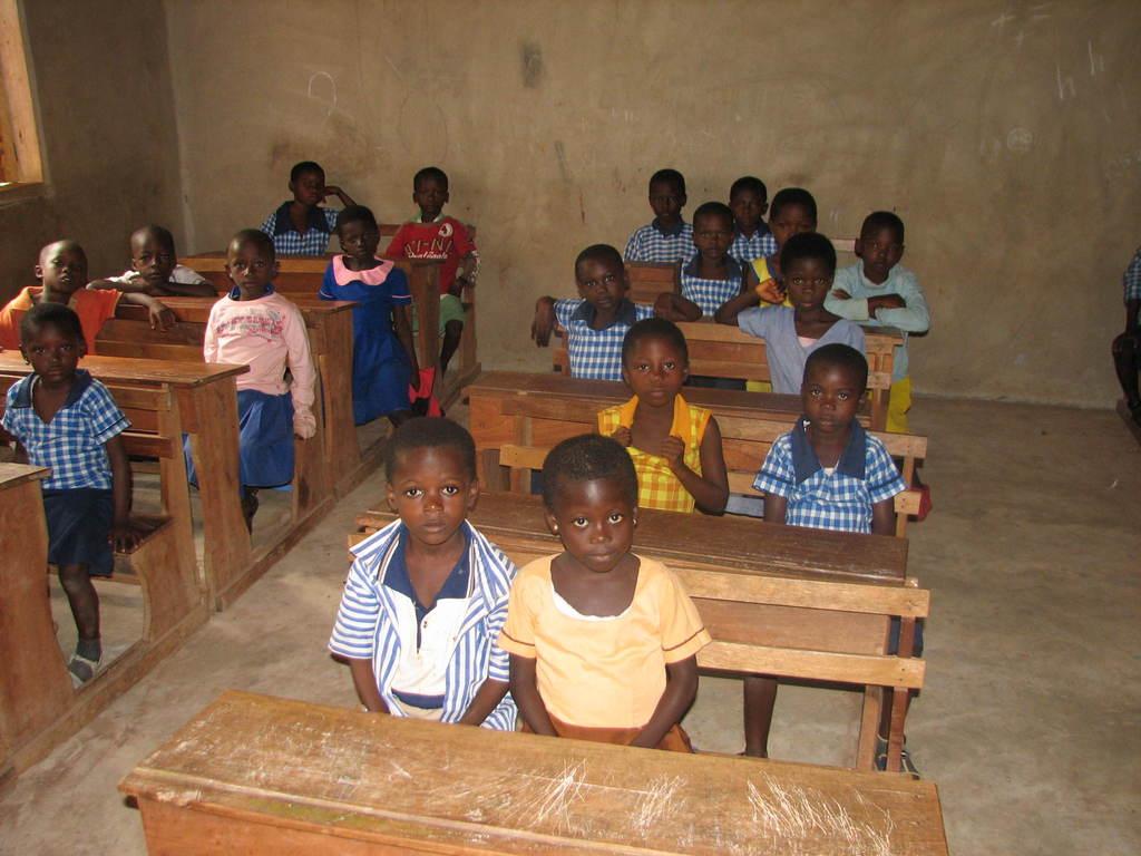 Kindergarten class 2