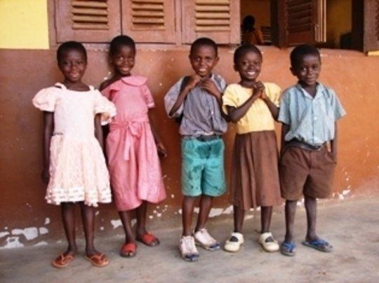 Misthy Cee Children's Support Centre, Ghana