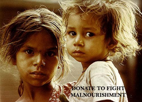 Provide Nutritional Support to 500 Poor Children