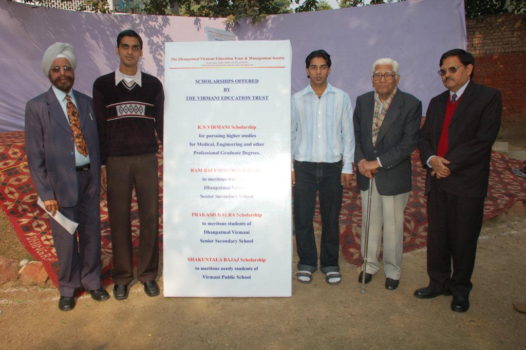 Providing Scholarship for Graduate Study in India