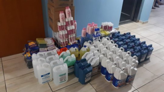 Cleaning Supplies Nursing Home