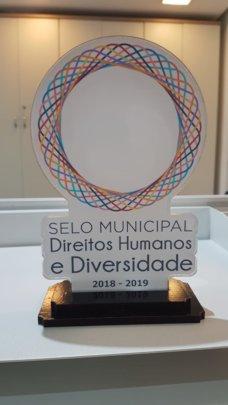 Municipal Seal Human Rights and Diversity 2018-19