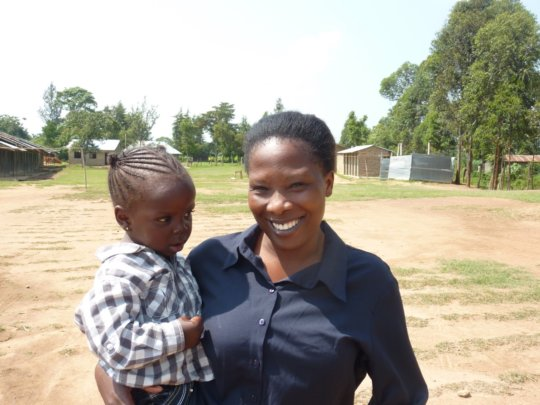 Founder and Director Rose Bugusu