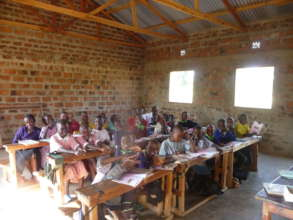 Tumaini Students