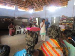 Camp at Tirunelveli