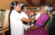 CANCER SCREENING OF 3000 RURAL WOMEN IN INDIA (TN)