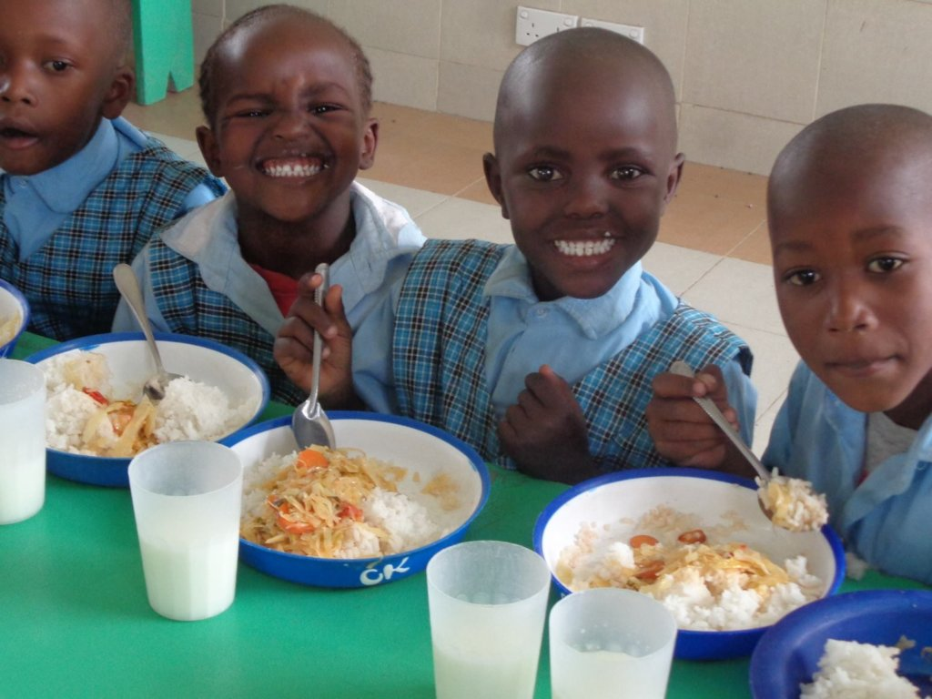 Meals and Smiles!
