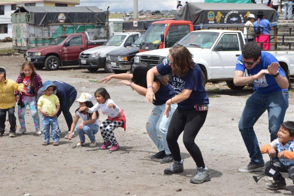 Reduce Work Hours for Ecuador's Street Children