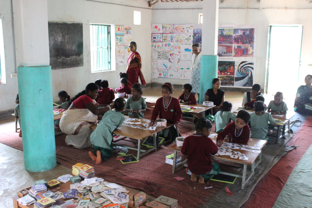 Give Them a Future: Tribal Education in India