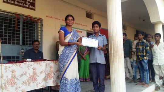 Award to CK