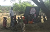 Educating rural Kenyan children via MP3 technology