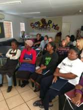 A disability awareness training for staff