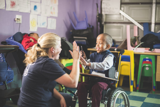 How To Apply For Disability >> How to Share Inclusivity for disabled children in South Africa - GlobalGiving