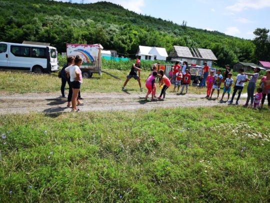 Mobile School activity