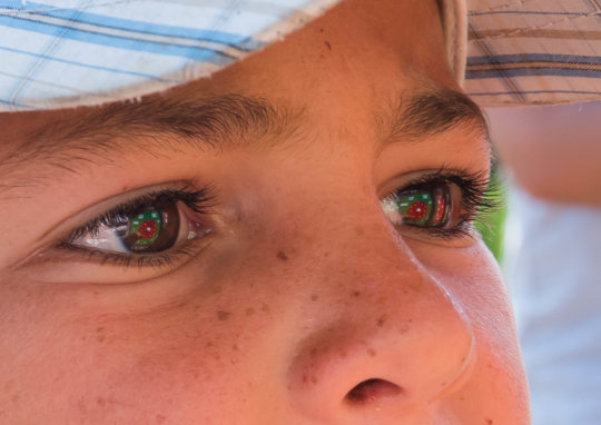Education in the eye of a child