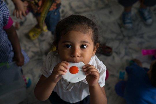 Support Children's Healthy  Nutrition