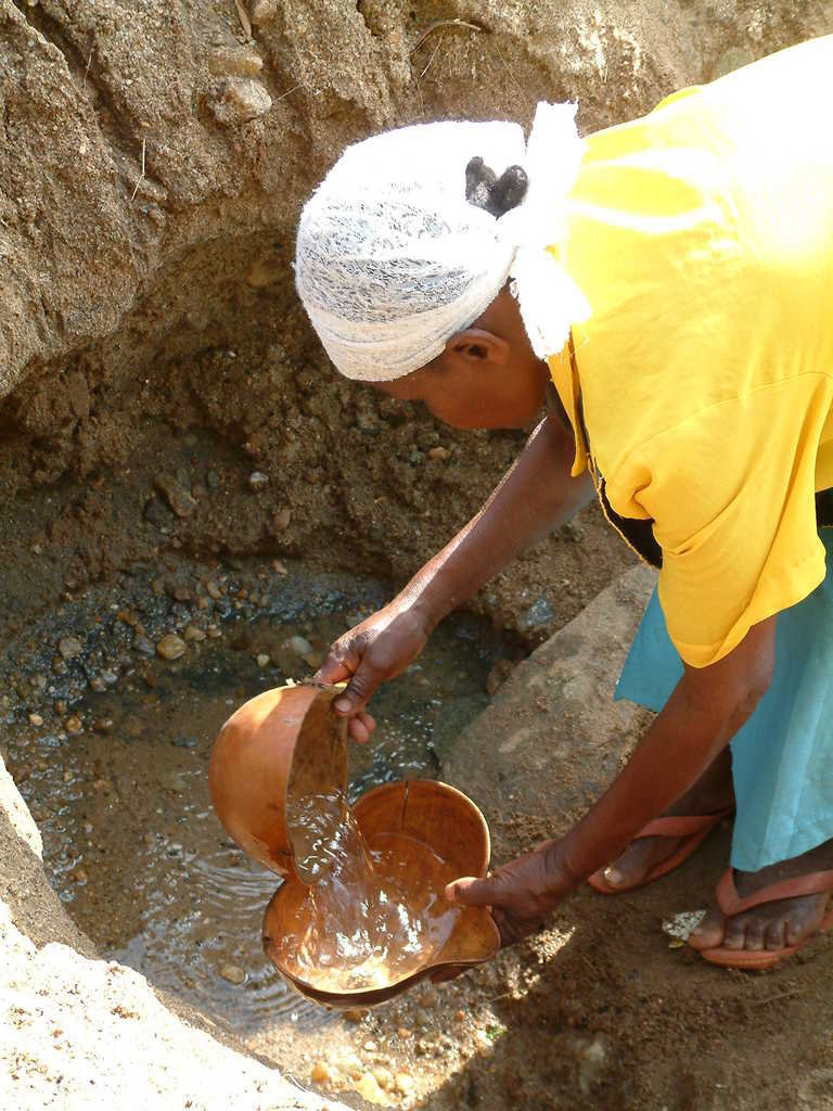 Permanent Clean Water for a Community in Kenya