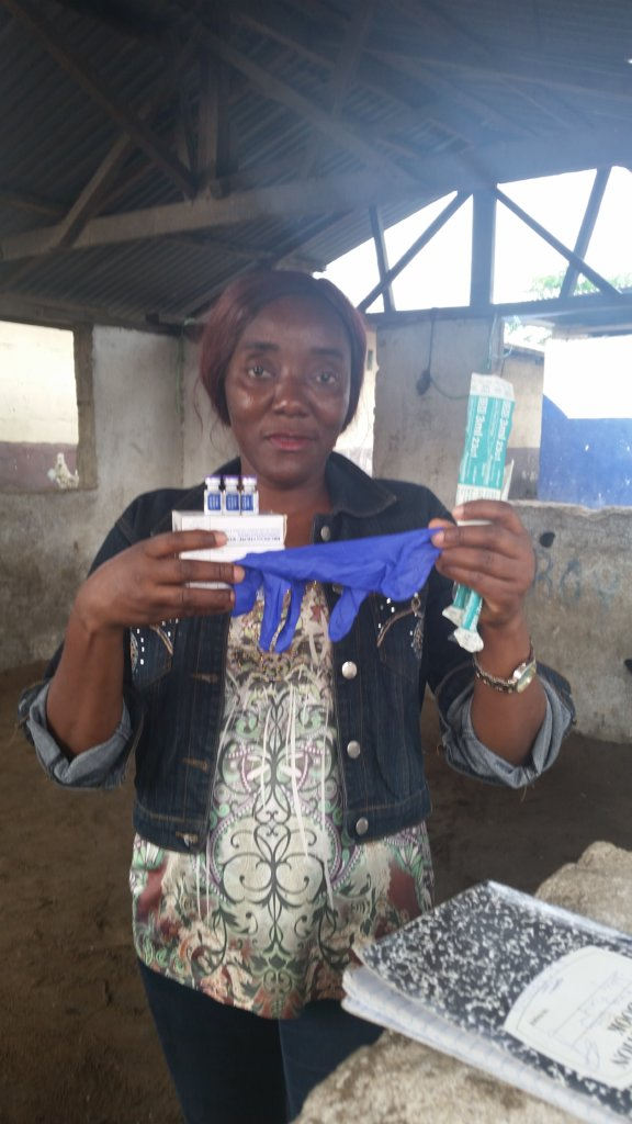 Support FREE in-home healthcare in Liberia