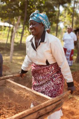 Support Women's Entrepreneurial Training in Kenya