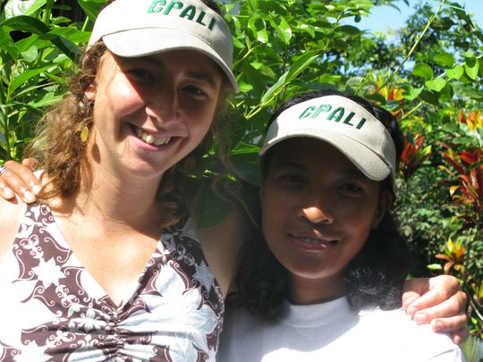 CPALI welcomes new team members Kerry and Lalaina
