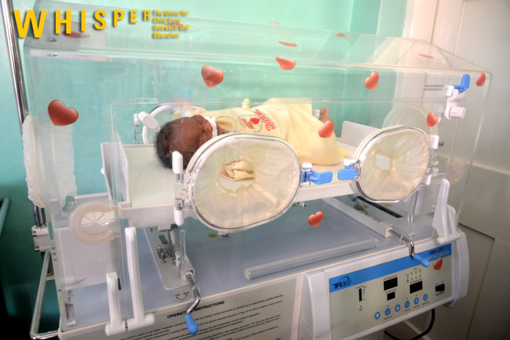 An Incubator to Save Newborn Babies in Uganda