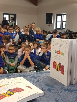 Presentation of the book in Norcia