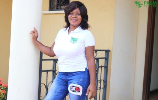 Laurietta- a beneficiary of NAPE Foundation
