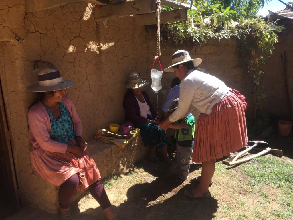 SODIS Foundation Bolivia