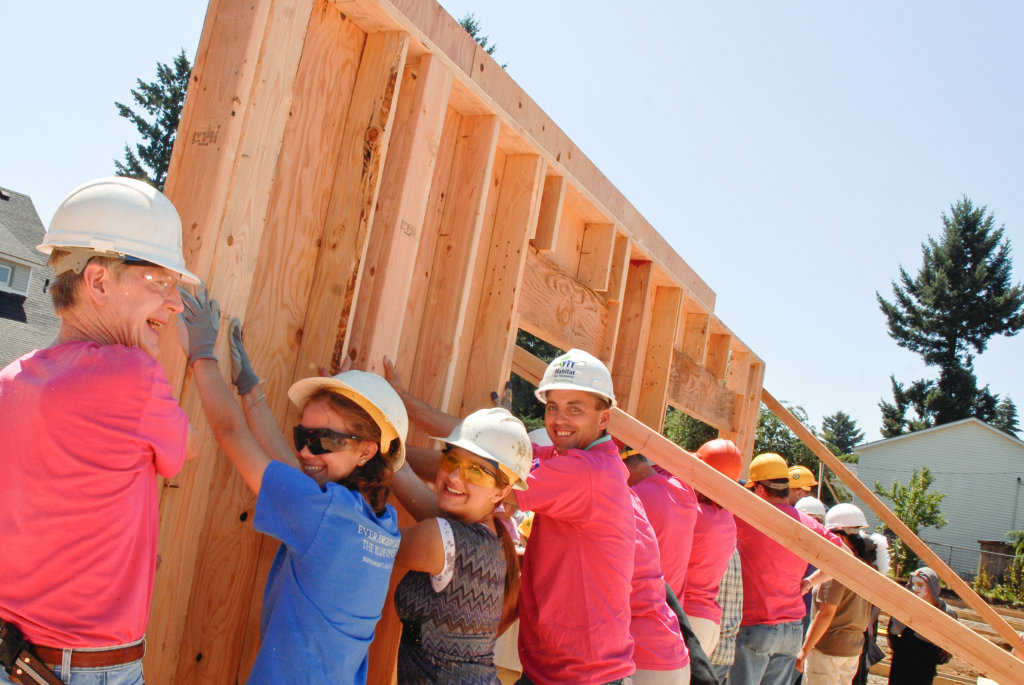 Help Cisco Systems Build a Habitat Home