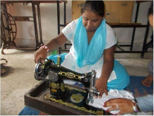 Vocational Training to 50 Adult with disability