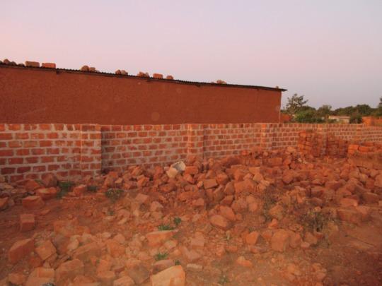 Wall Progress