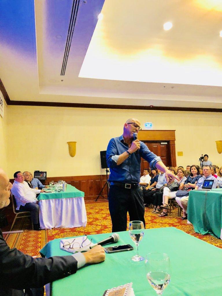 Juan Manuel Caldera (panelist)