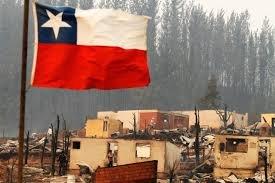 Chile: Ayuda a estudiantes afectados por el fuego