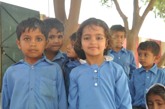 Awareness of girls education give to parents